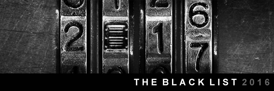 The Black List – 2016